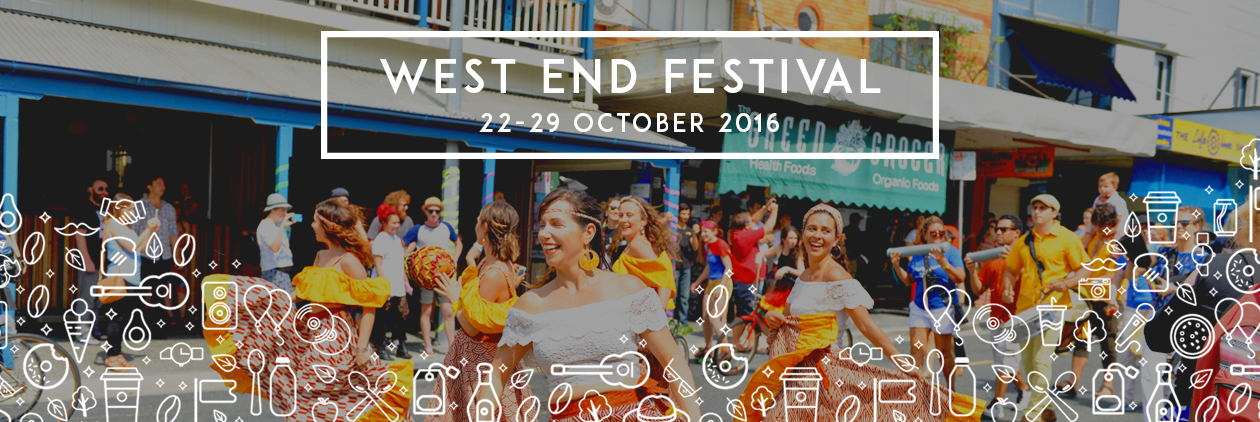 2016 West End Festival, Brisbane, Australia